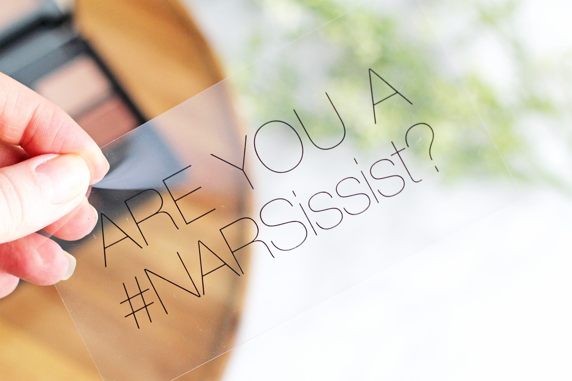 #narsissist review