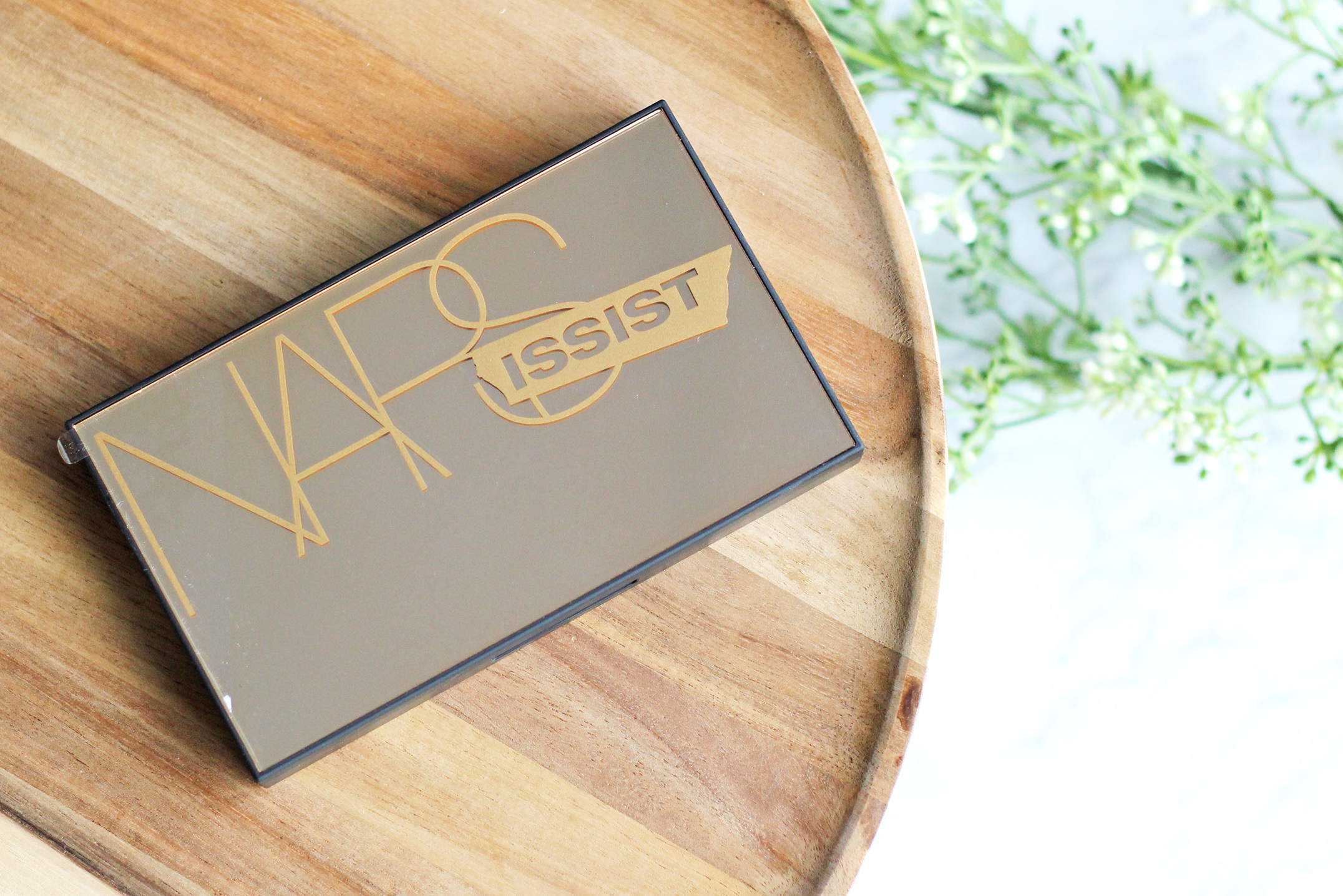 nars narsissist loaded oogschaduw palette review