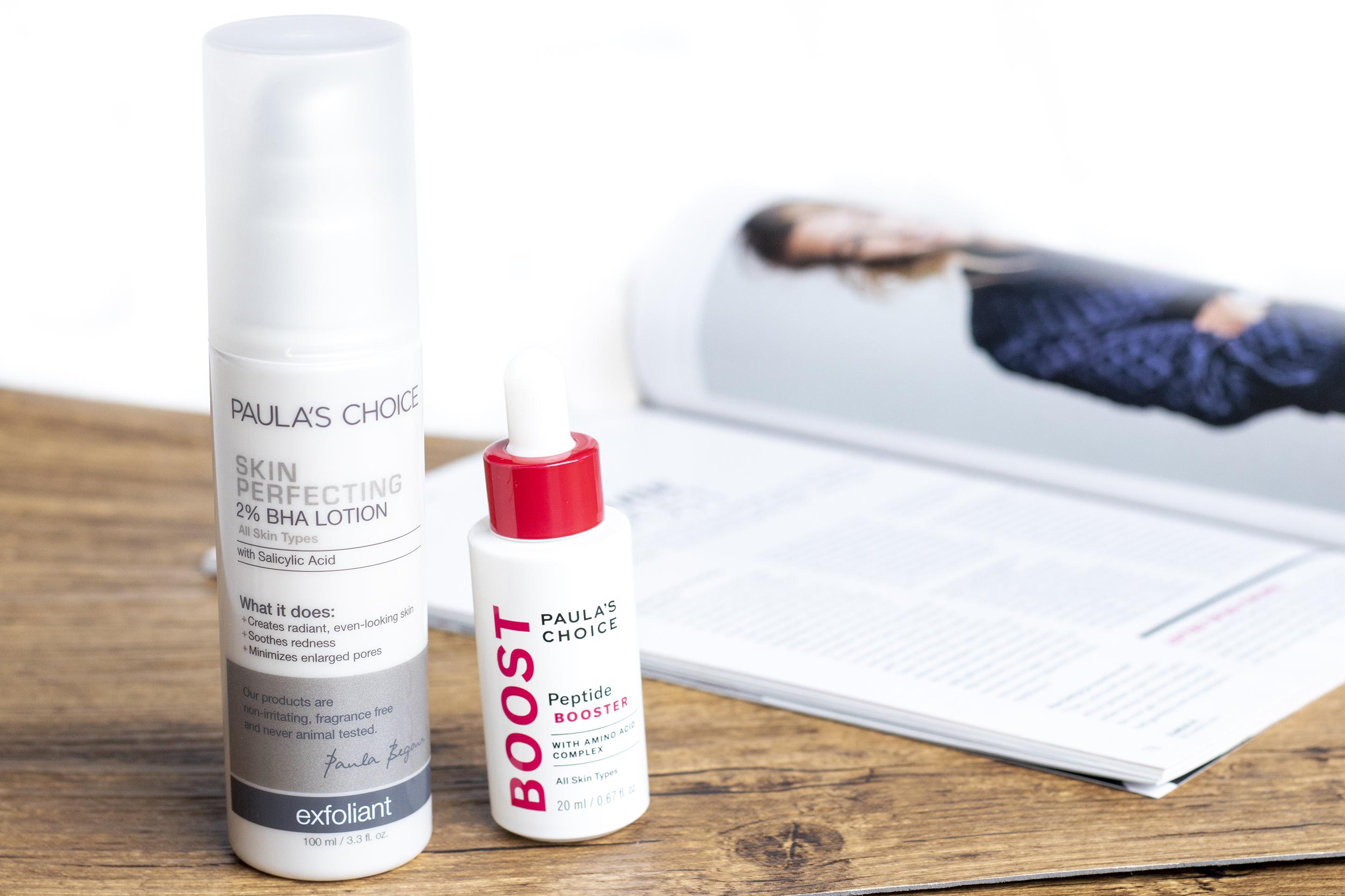 paula's choice huidverzorging review