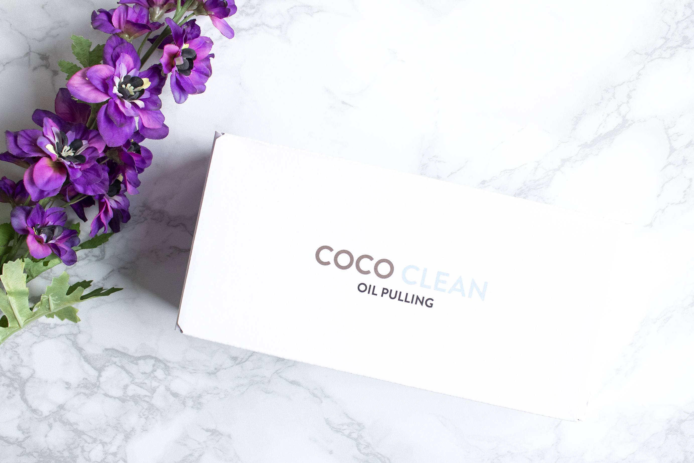coco clean oil pulling