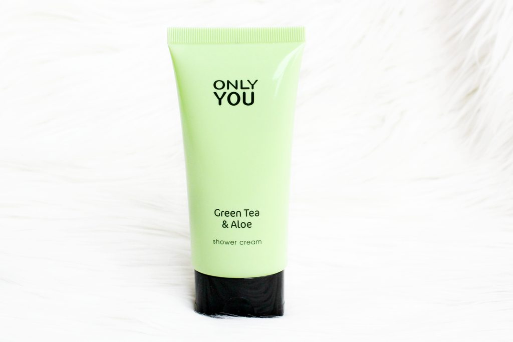 Only You - shower cream groen