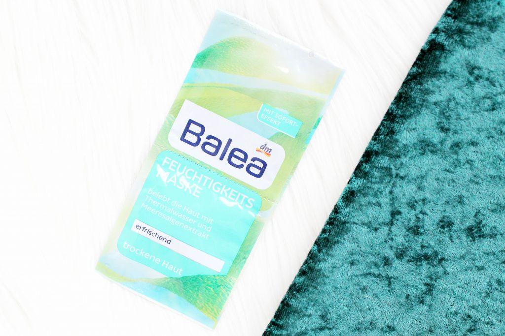 Balea feuchtigkeits maske review