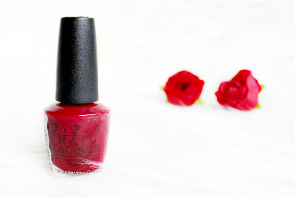 OPI - amore at the grand canal