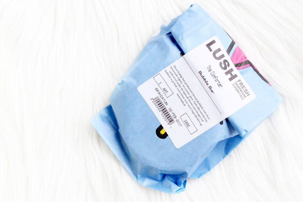 lush the comforter review