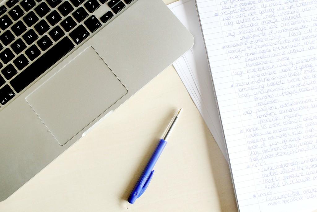 tips voor het schrijven van je scriptie