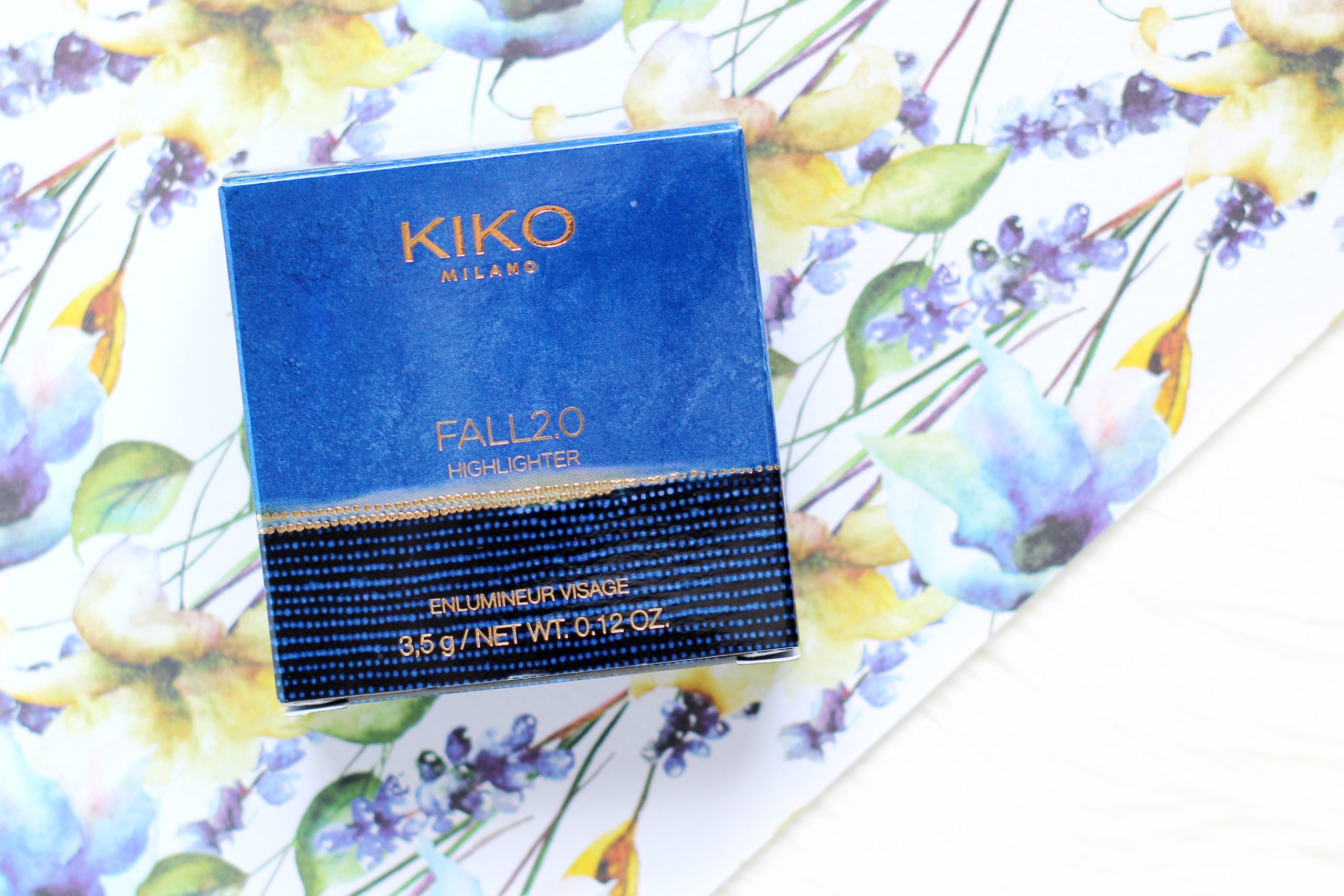 kiko highlighter review