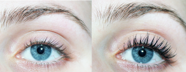 urban decay troublemaker mascara effect