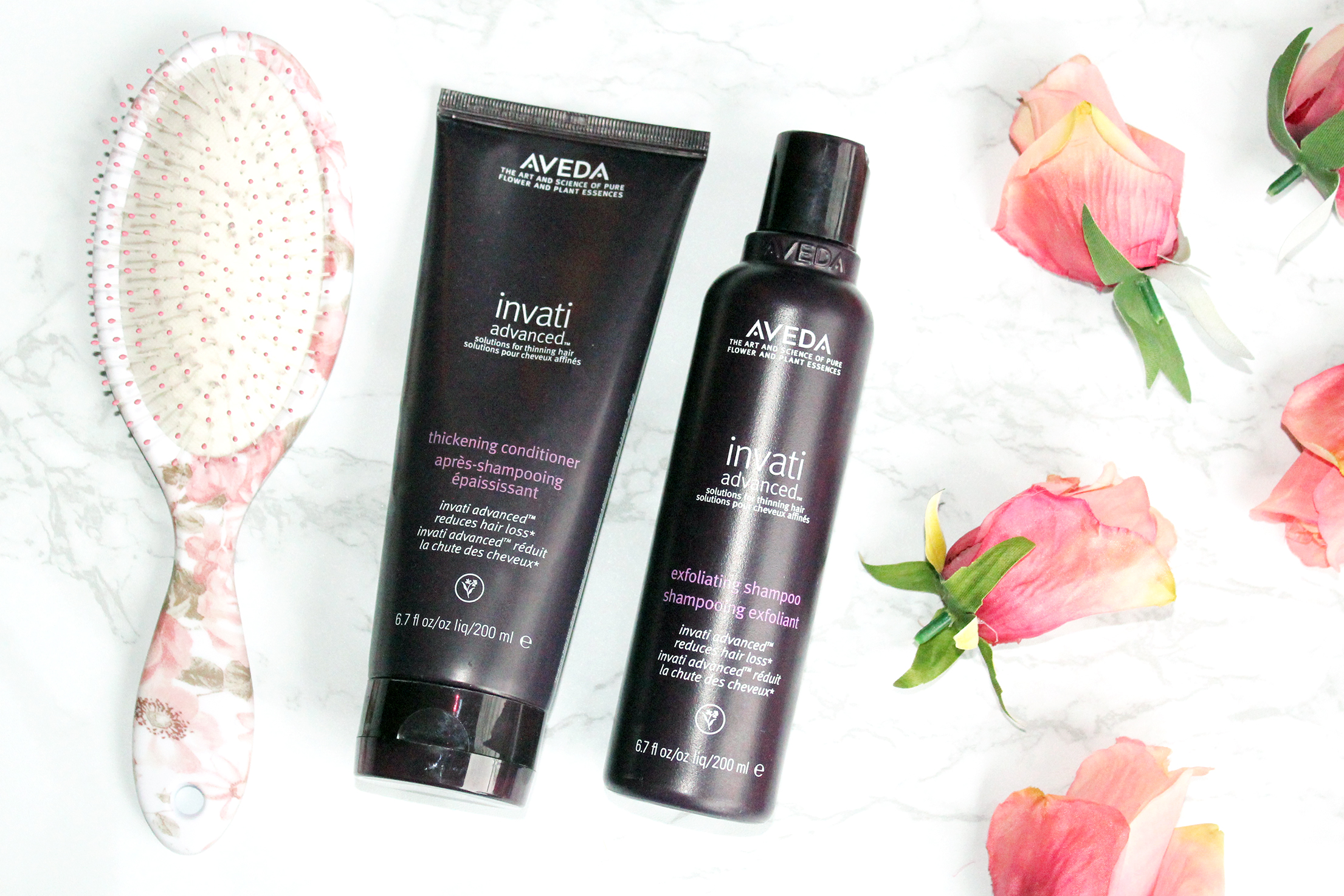 invati advanced shampoo en conditioner