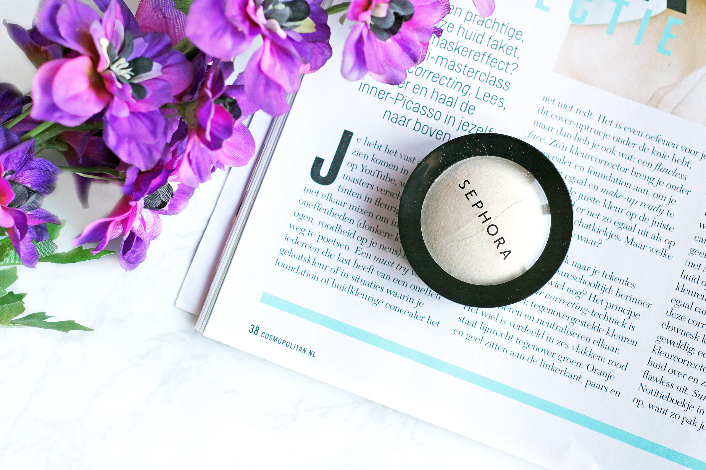 sephora baked luminizer review