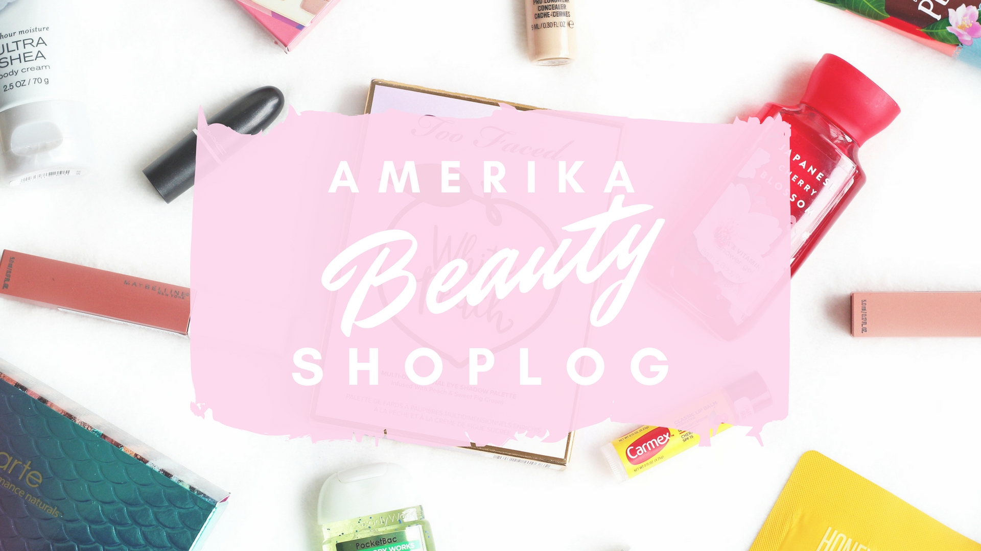 amerika beauty shoplog 2018