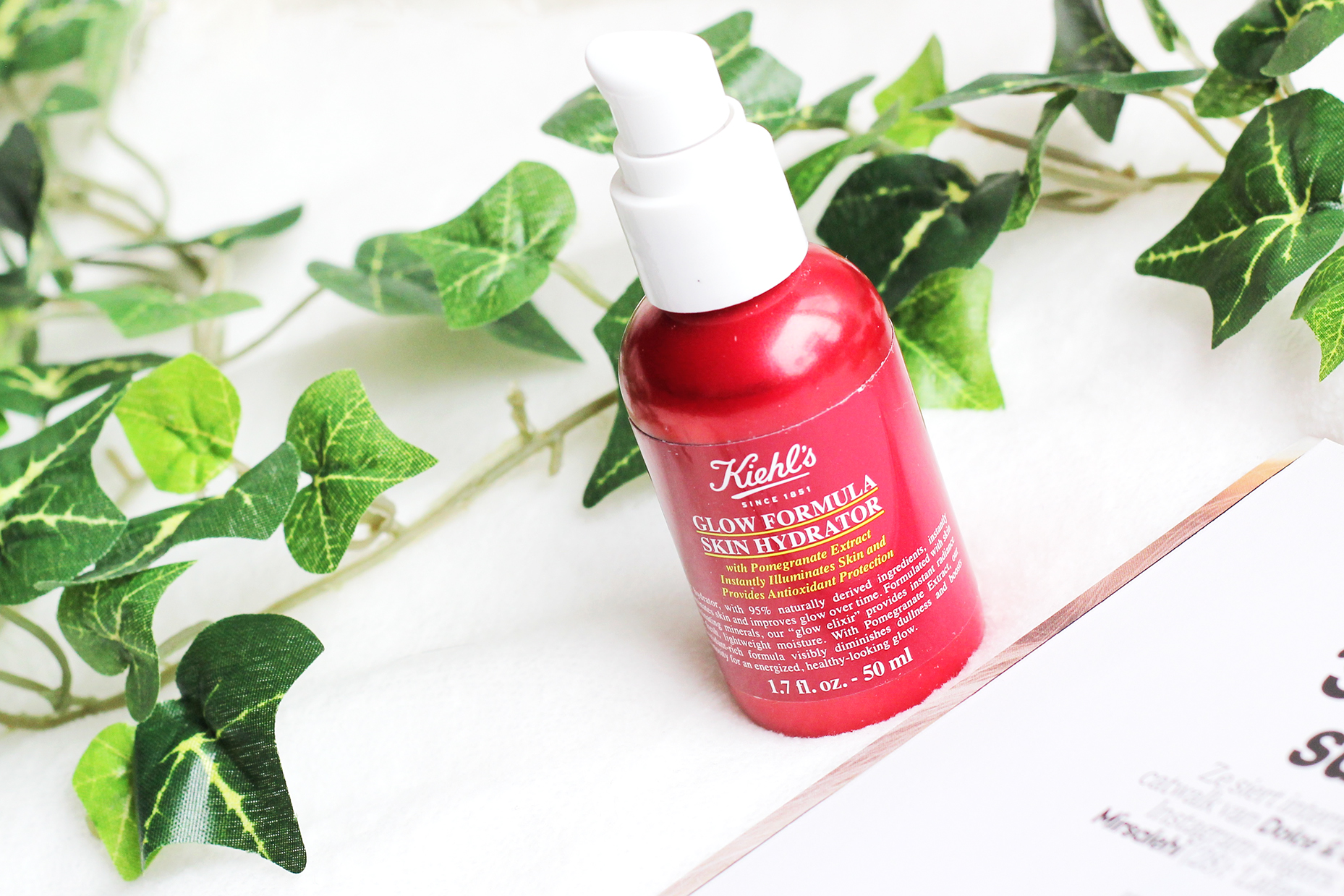 kiehl's skincare review a beauty day