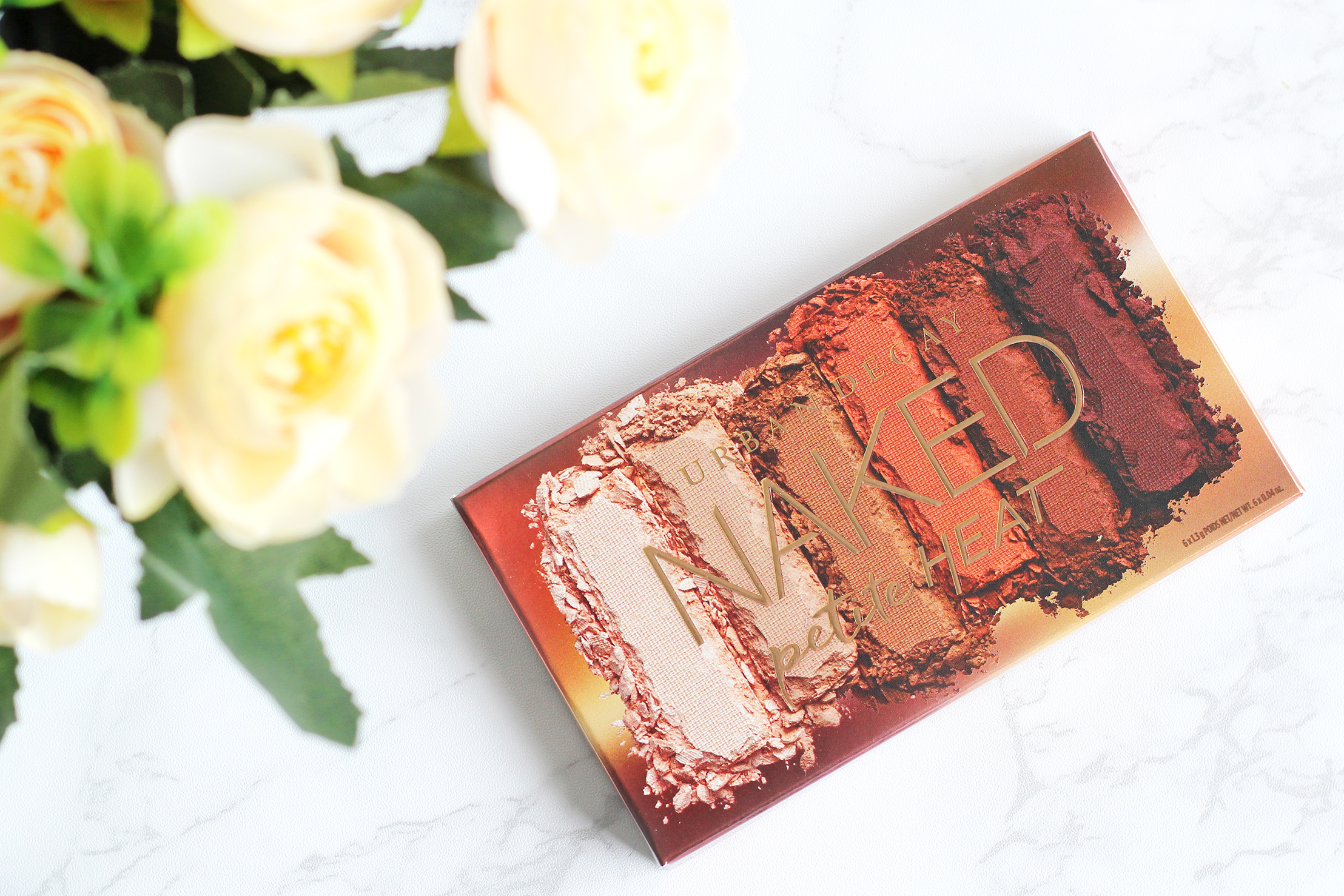 naked petite heat palette urban decay