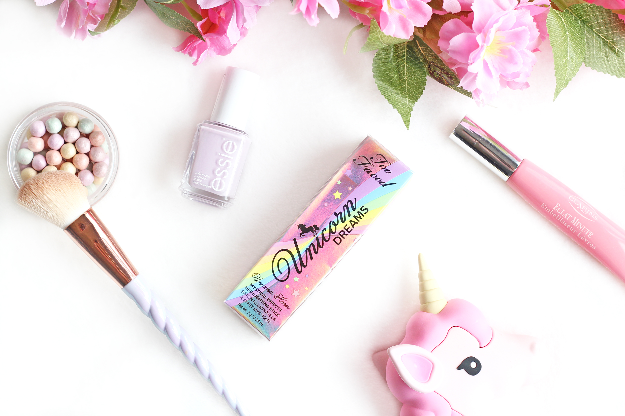Too faced Unicorn Horn highlighter stick review