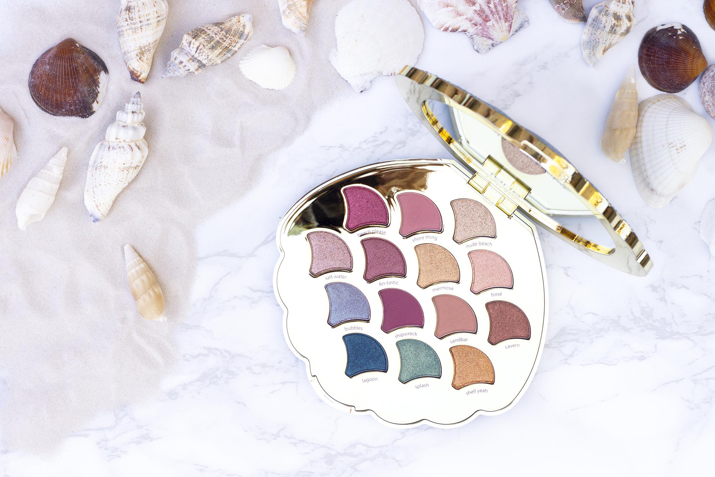 mermaid palette tarte review