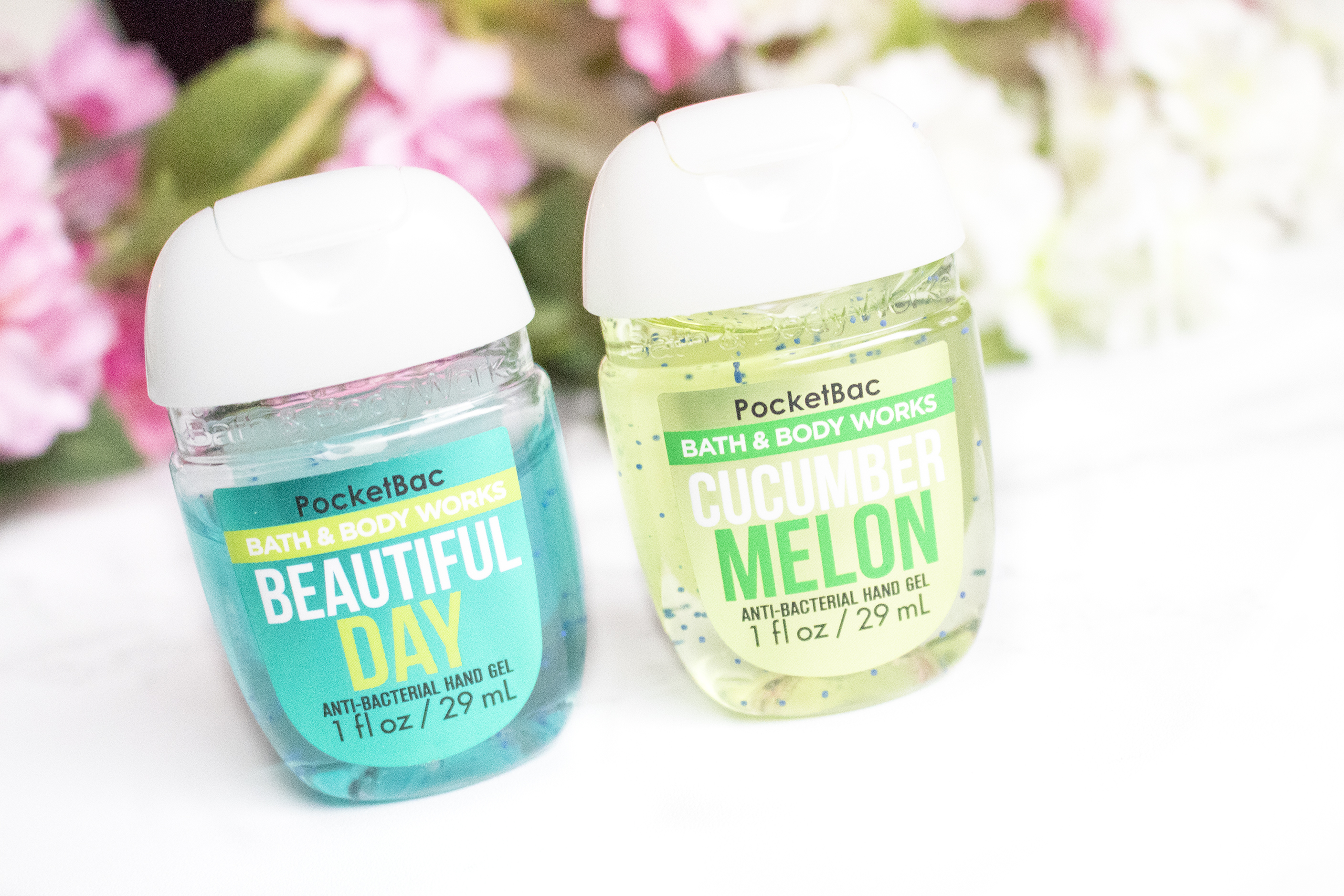 hand gel bath body works review