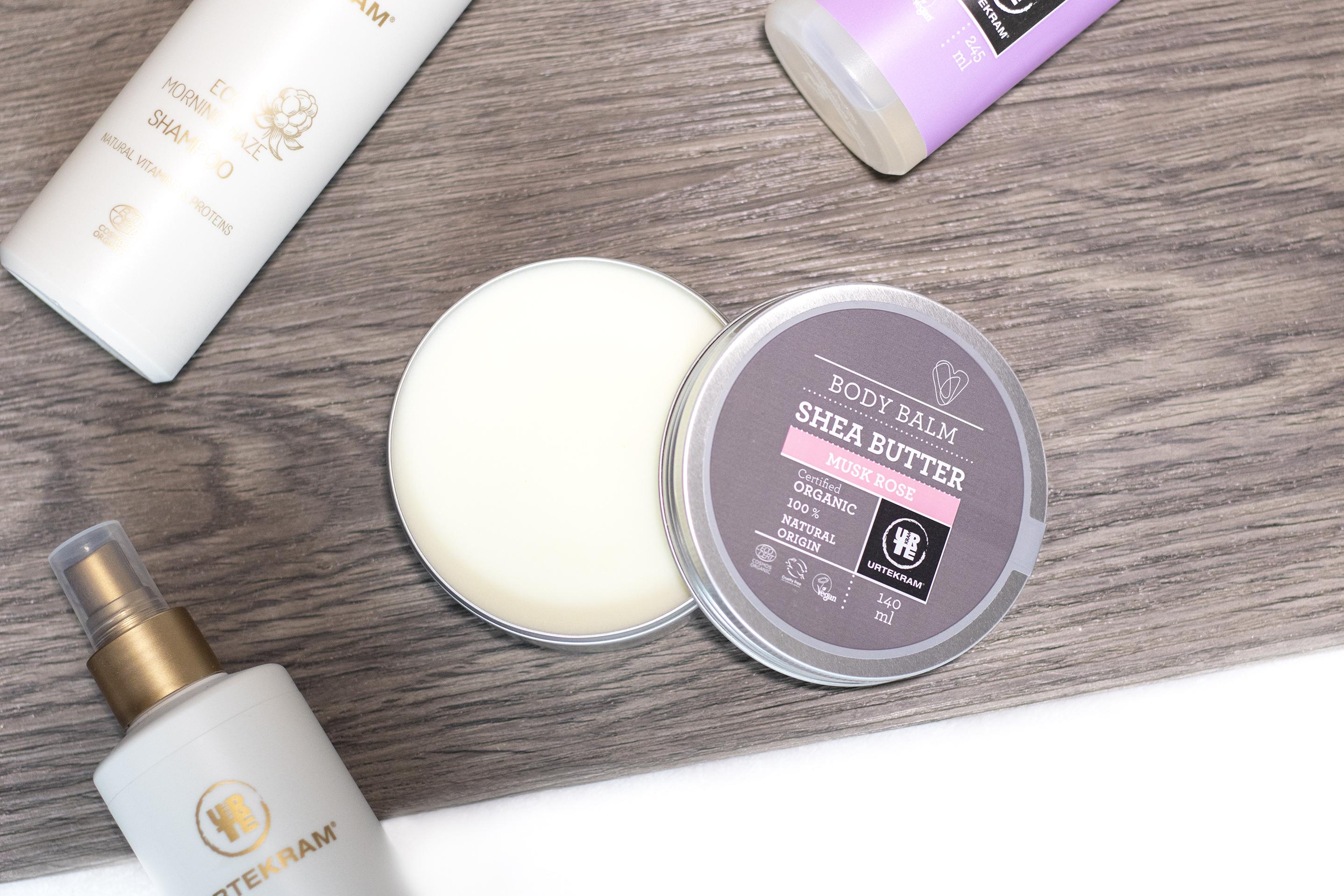 body butter beste producten droge huid