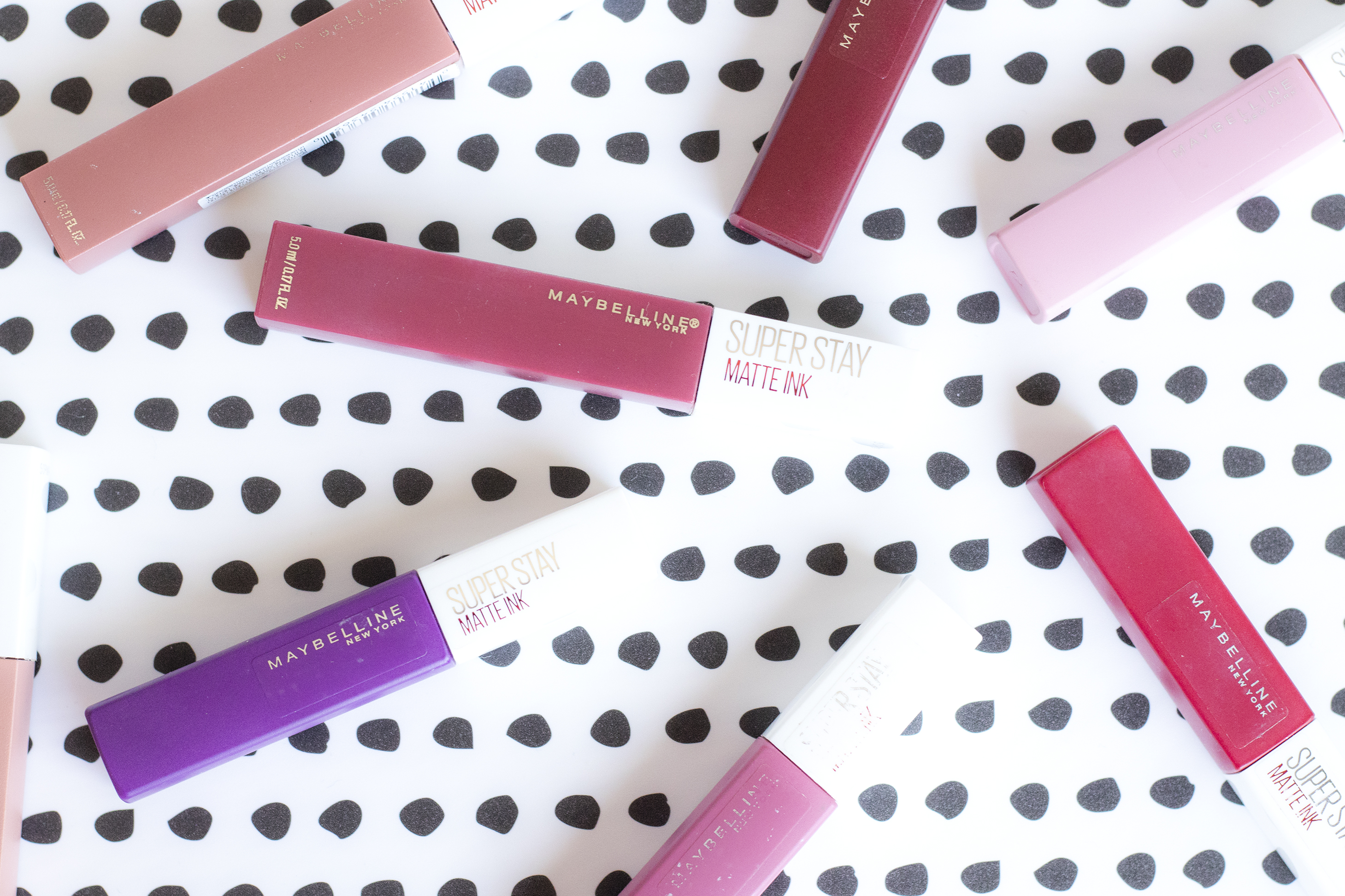 superstay matte ink maybelline review