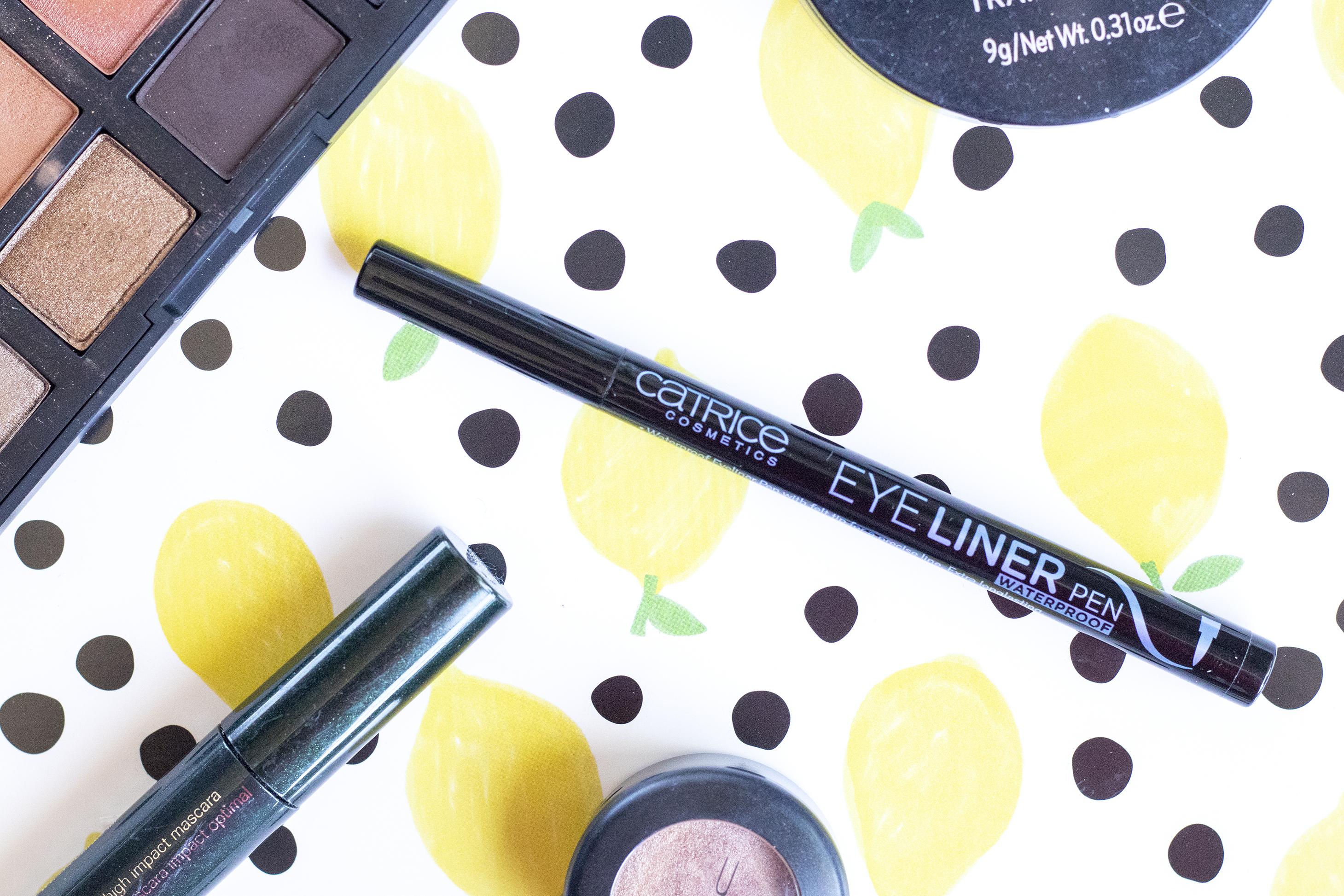 catrice eyeliner pen waterproof review