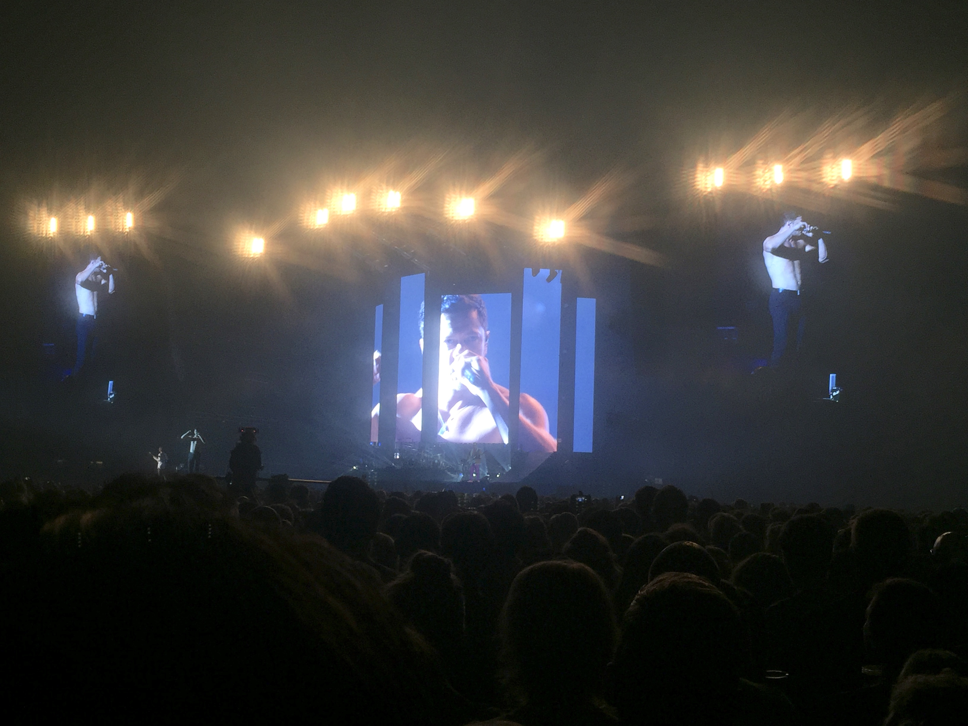 imagine dragons concert gelredome