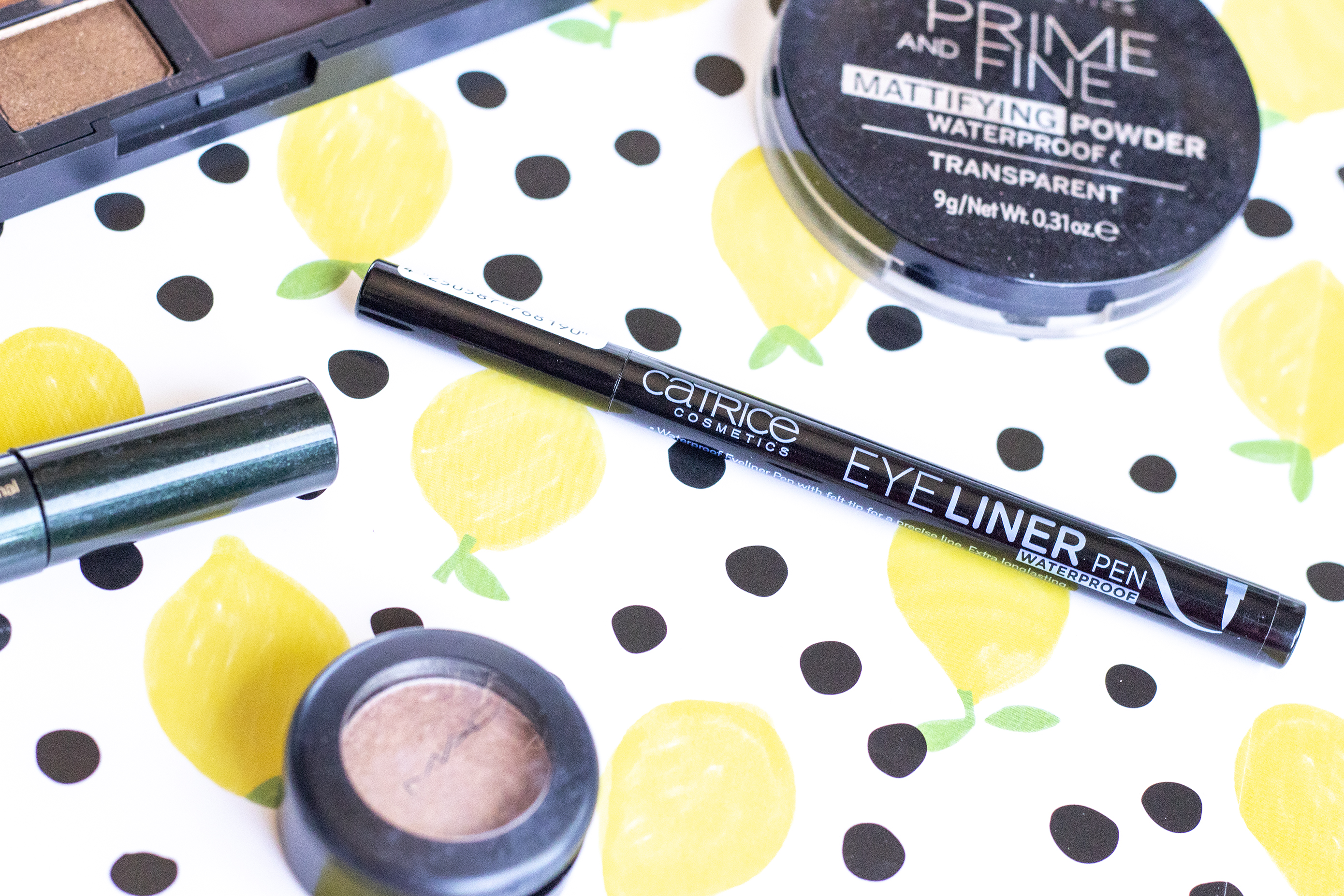 catrice eyeliner pen waterproof review