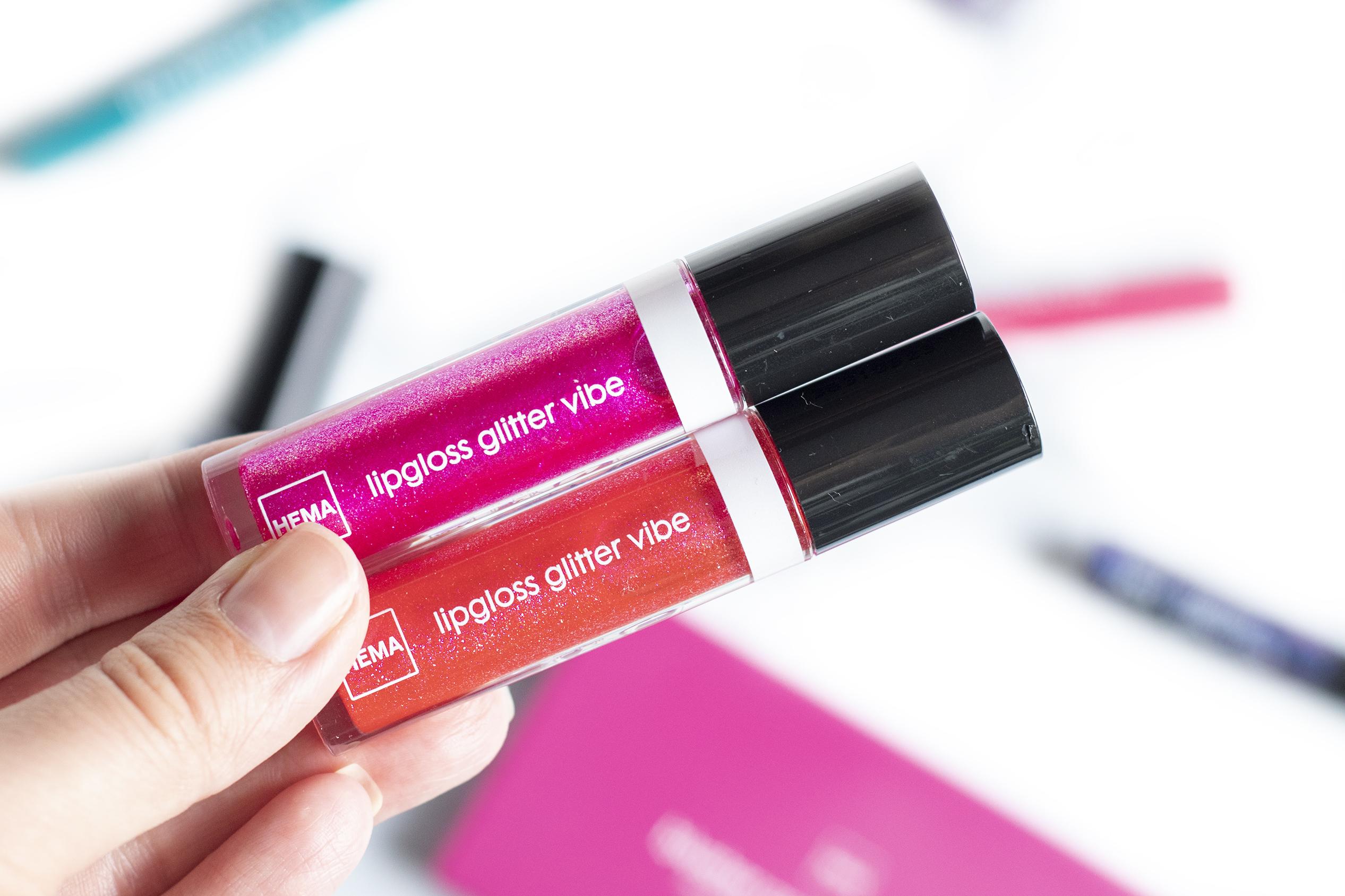 hema festival collectie lipgloss