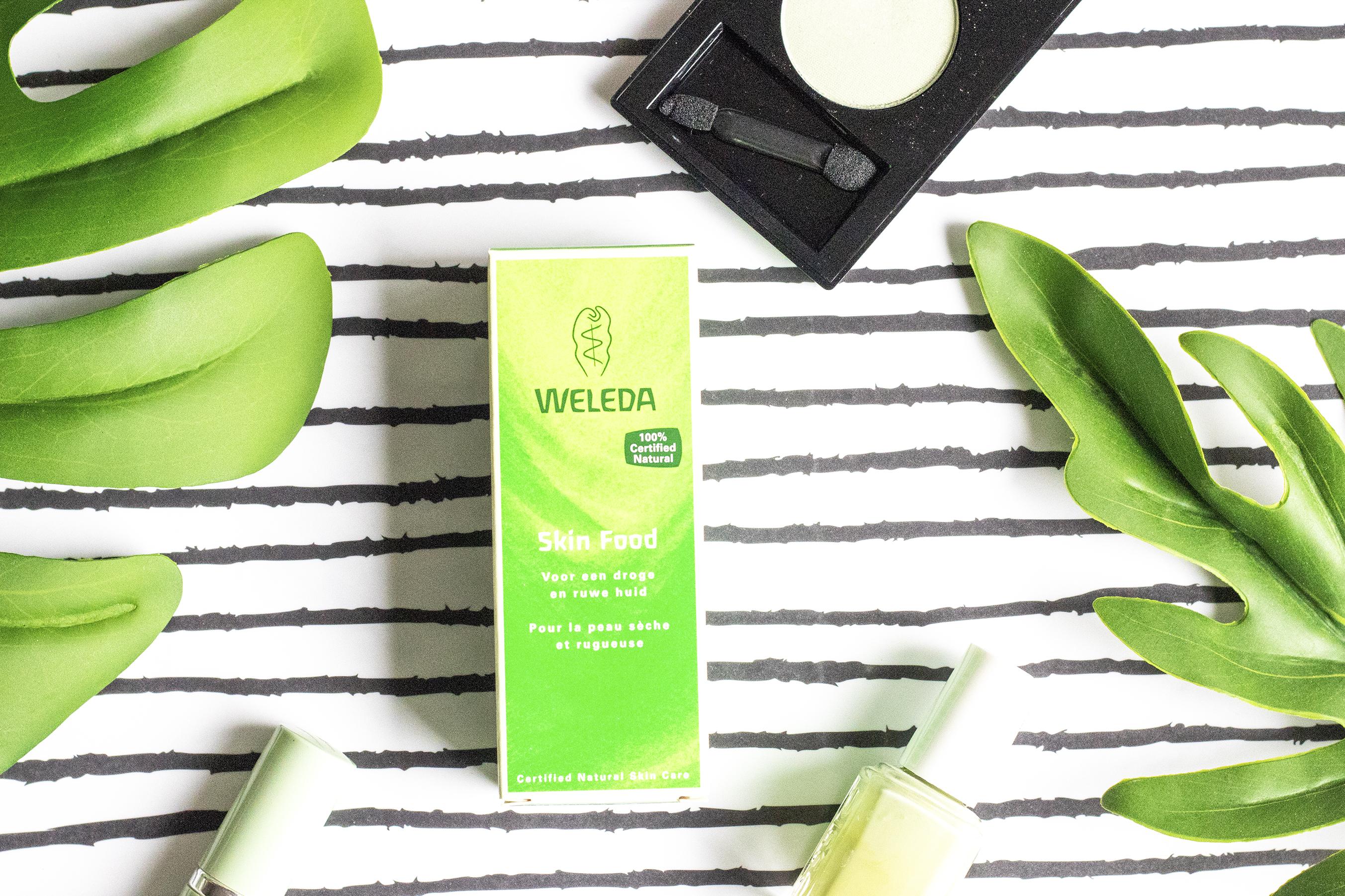 skin food weleda review