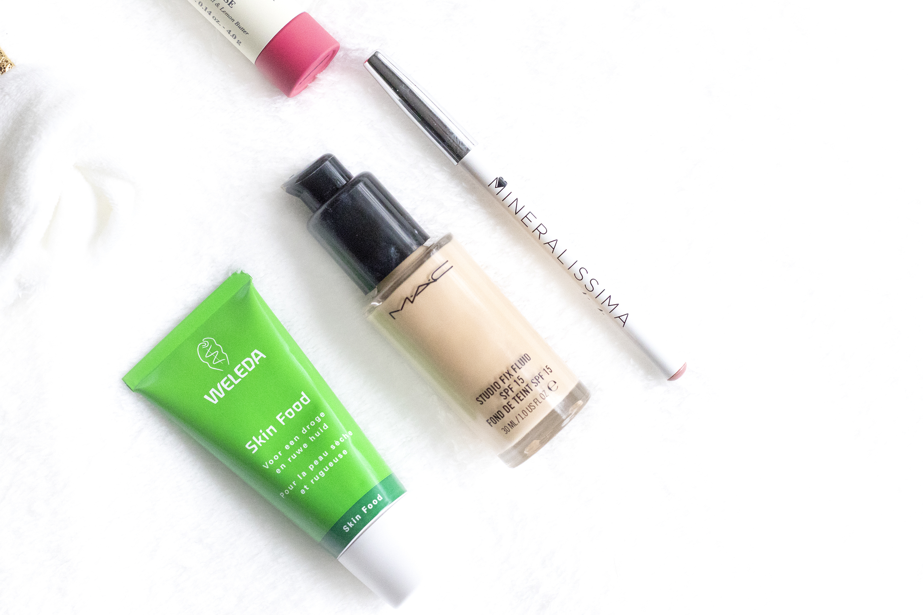 favoriete make-up producten september 2018