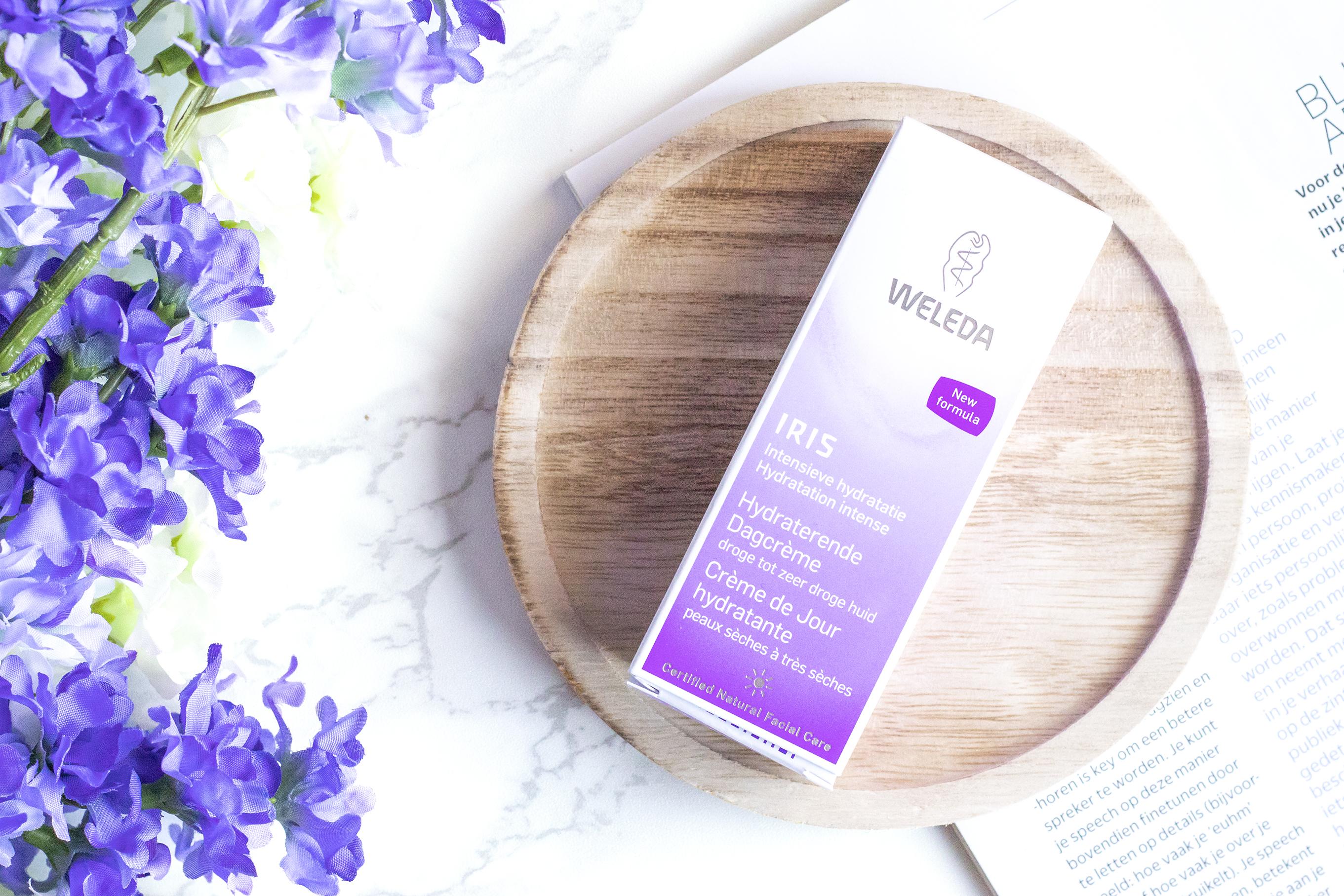weleda iris hydraterende dagcrème