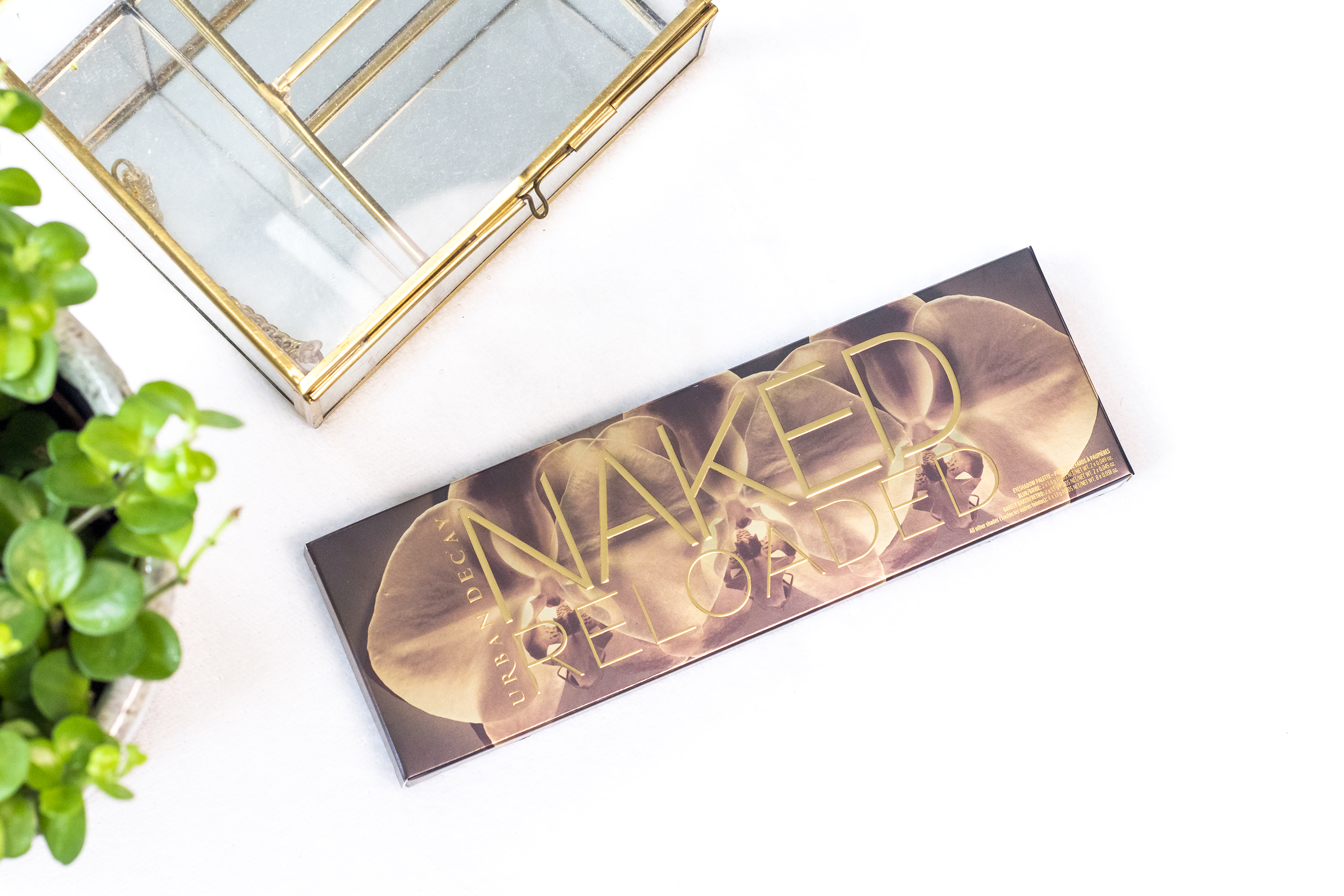 naked reloaded oogschaduwpalette urban decay