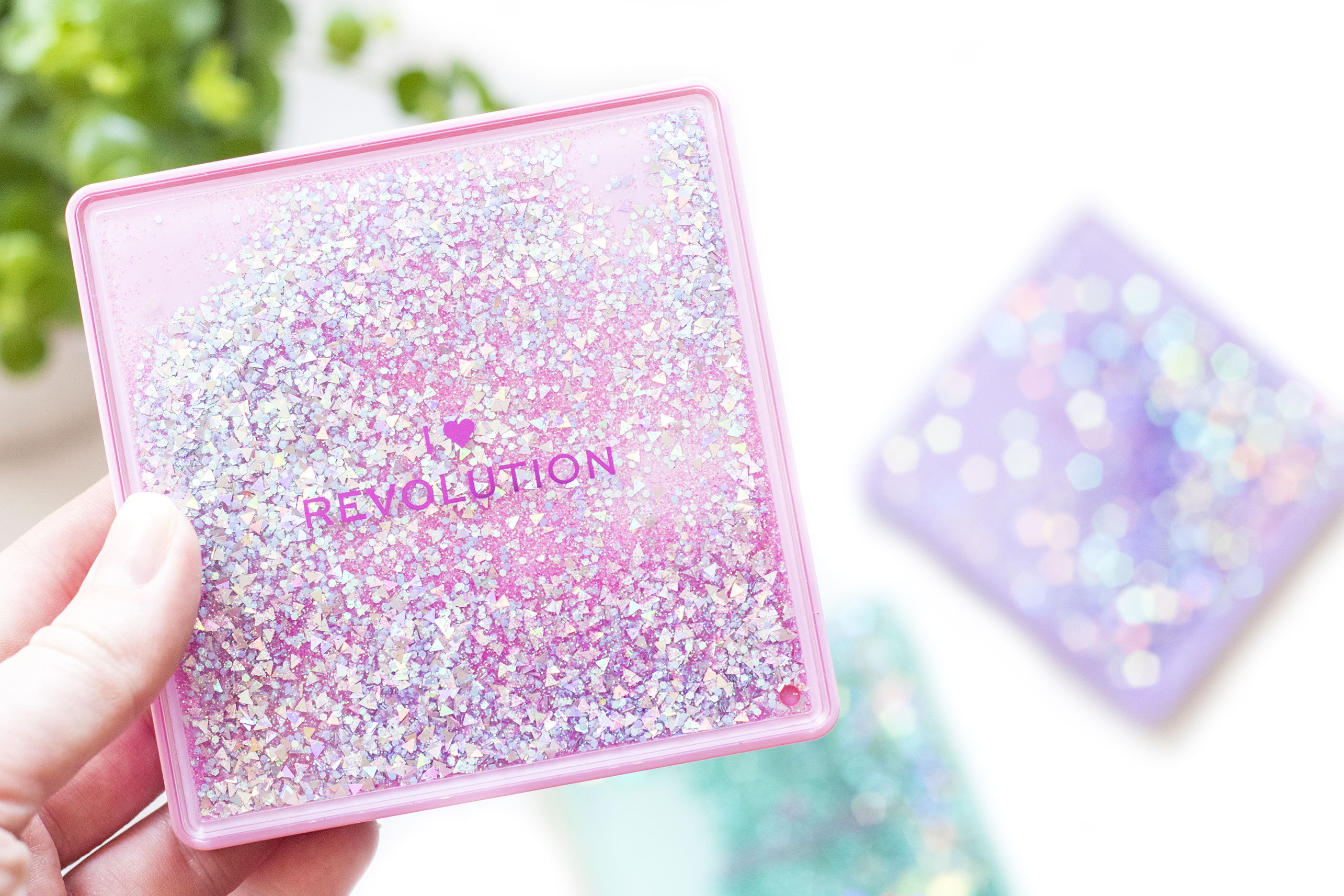 one true love i heart revolution glitter palette review