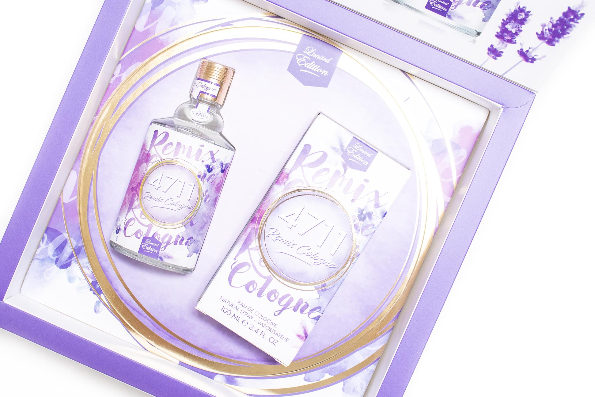 4711 remix eau de cologne lavendel