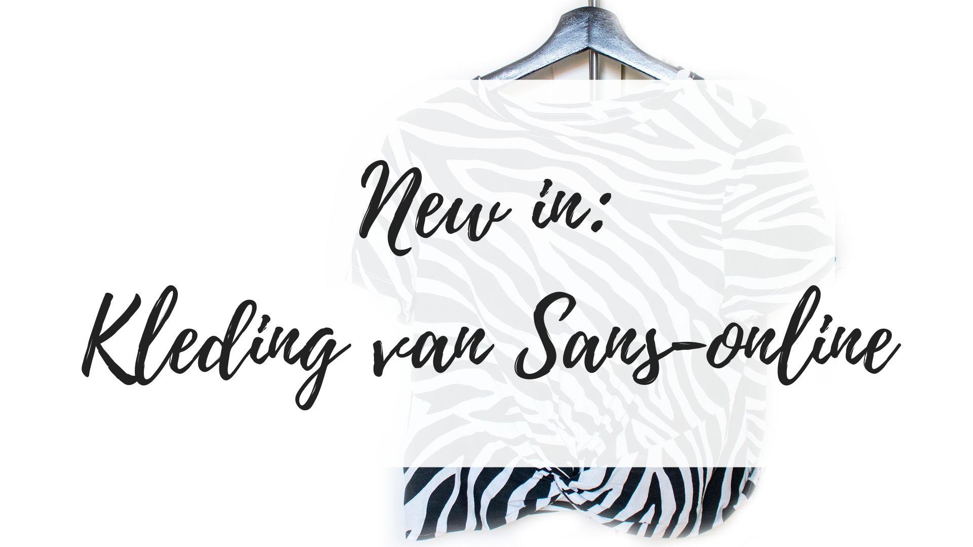 sans-online kleding