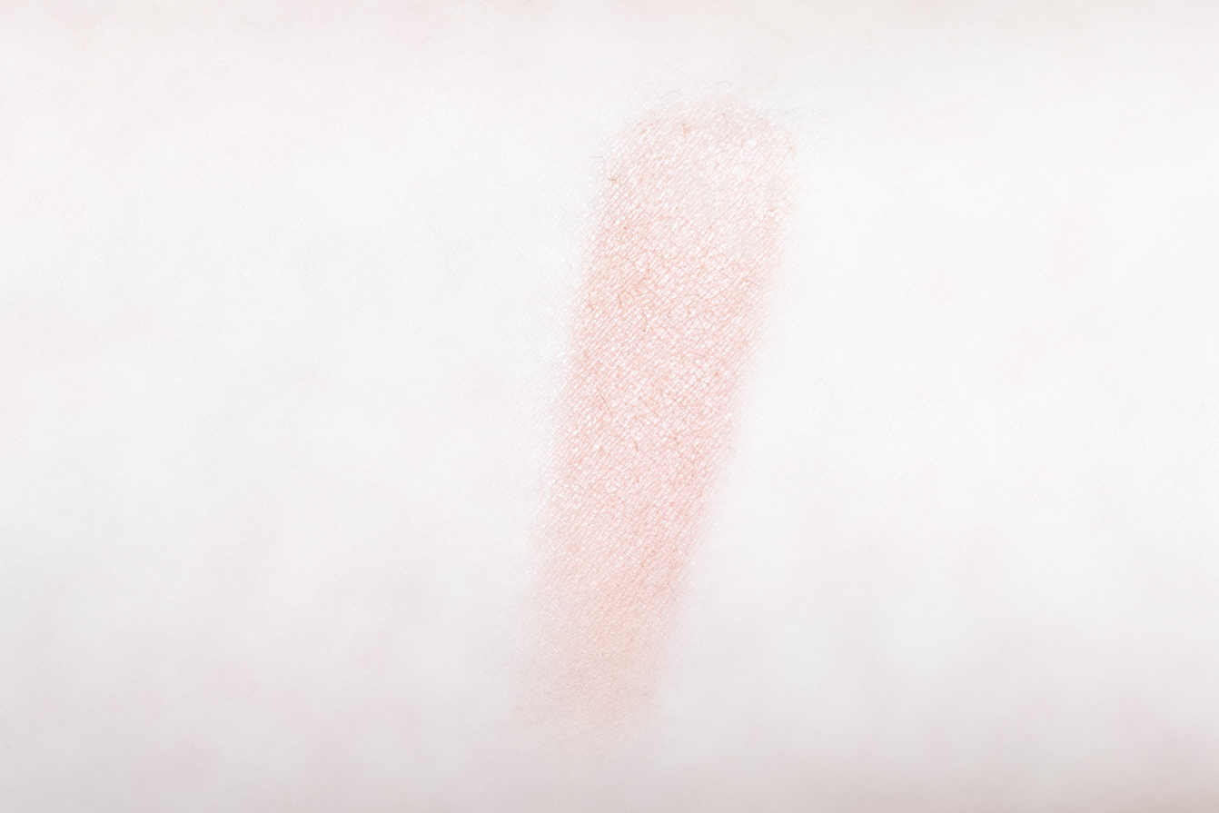 Mineralize Blush Naturally Flawless M.A.C swatch