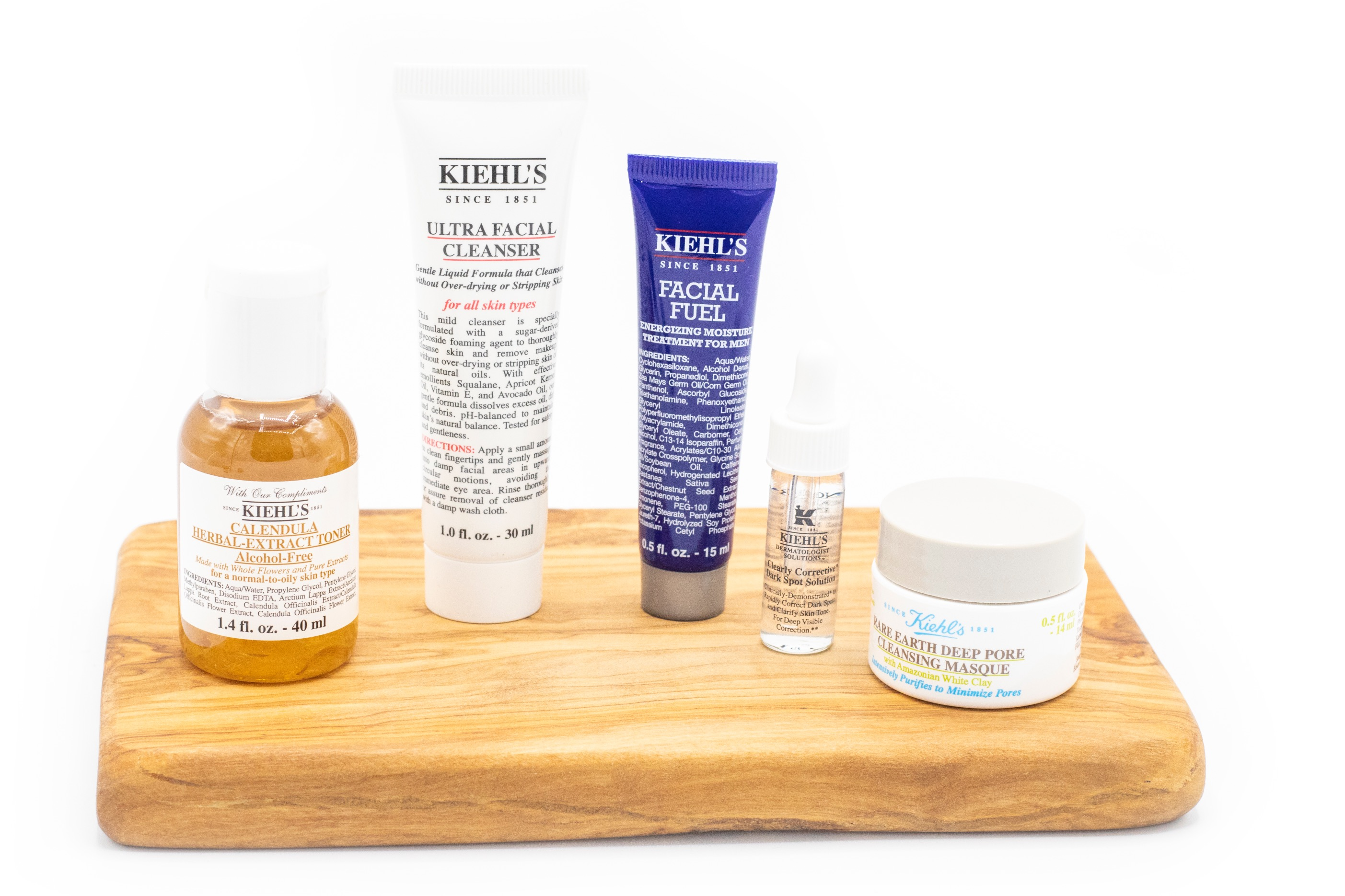 kiehl's canal house producten