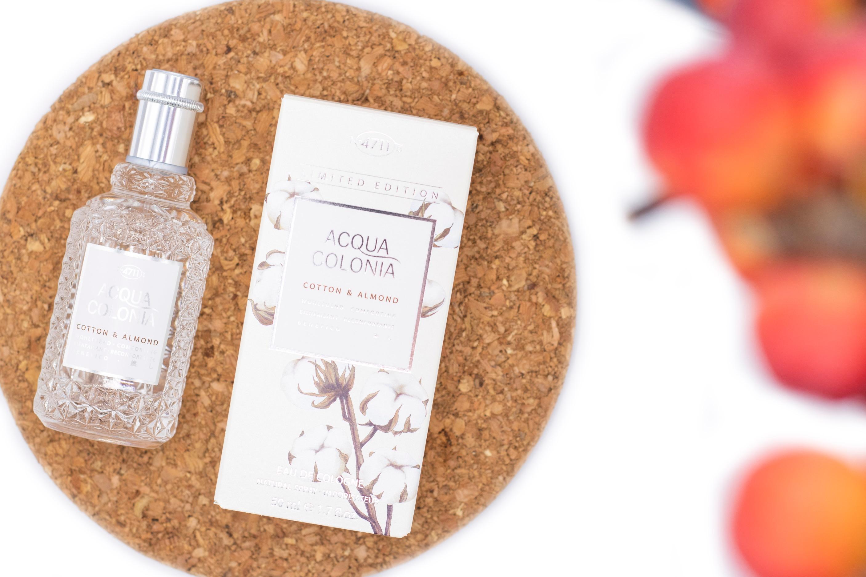 4711 aqua colonia cotton almond