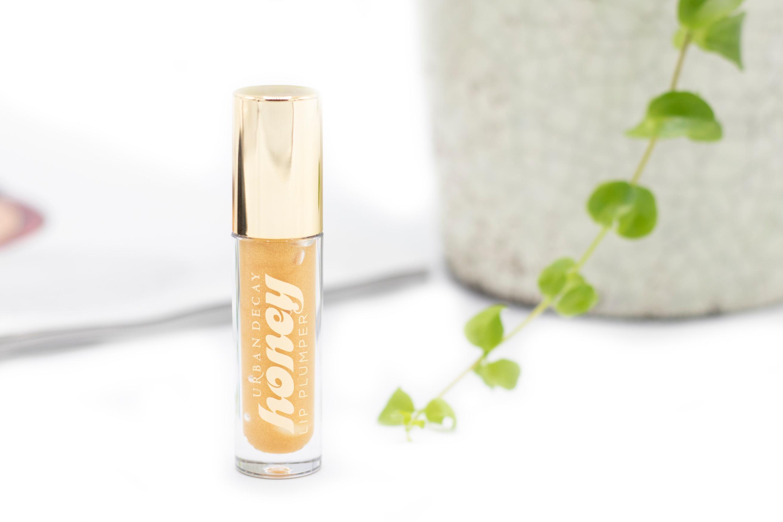 naked honey urban decay lip plumper