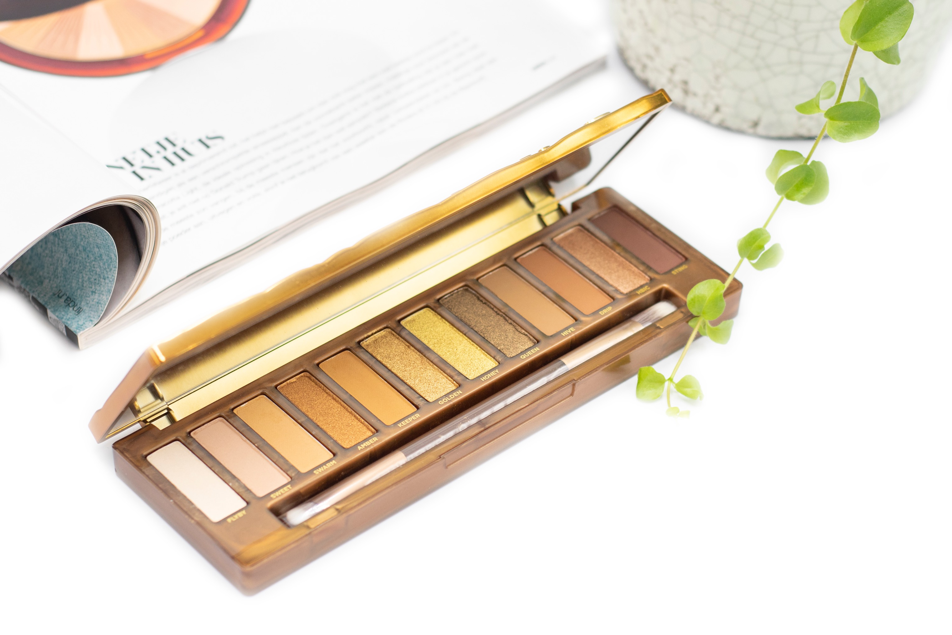 naked honey urban decay review
