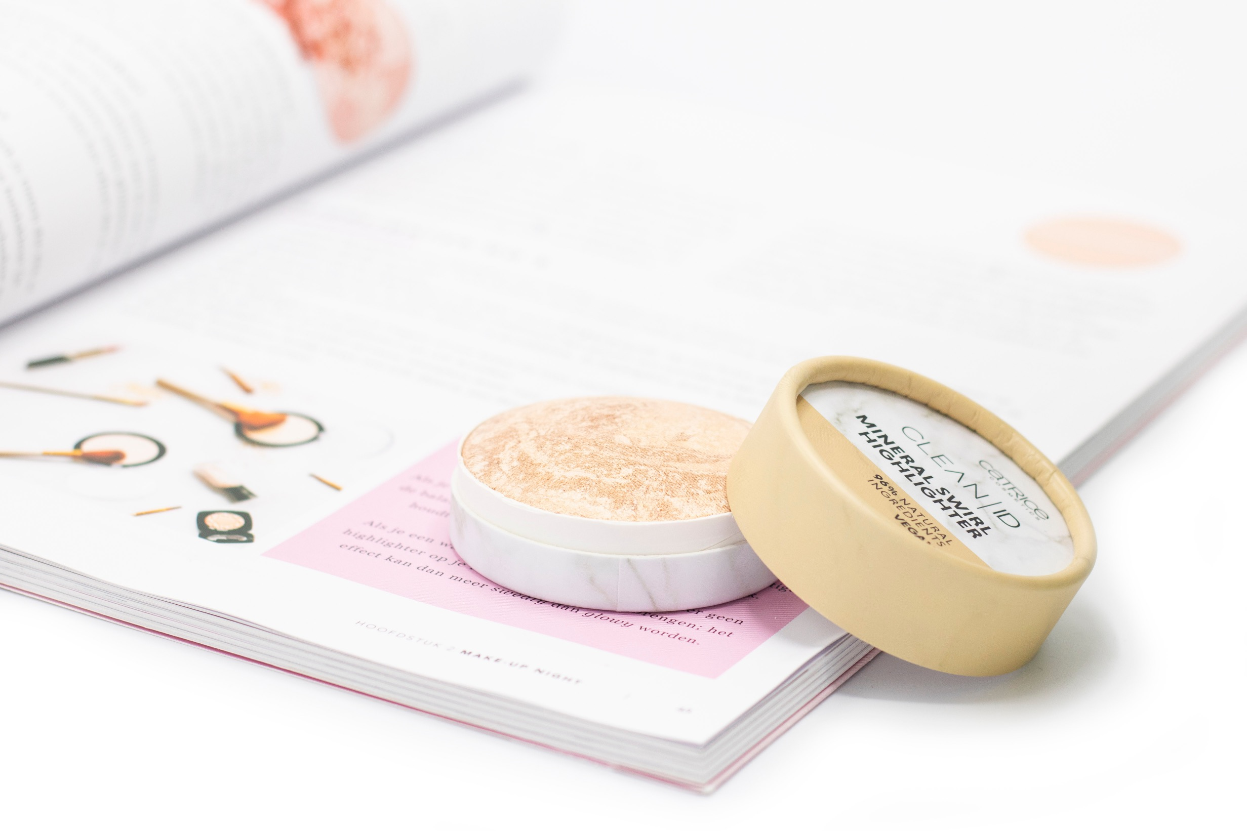 Catrice clean id vegan highlighter review