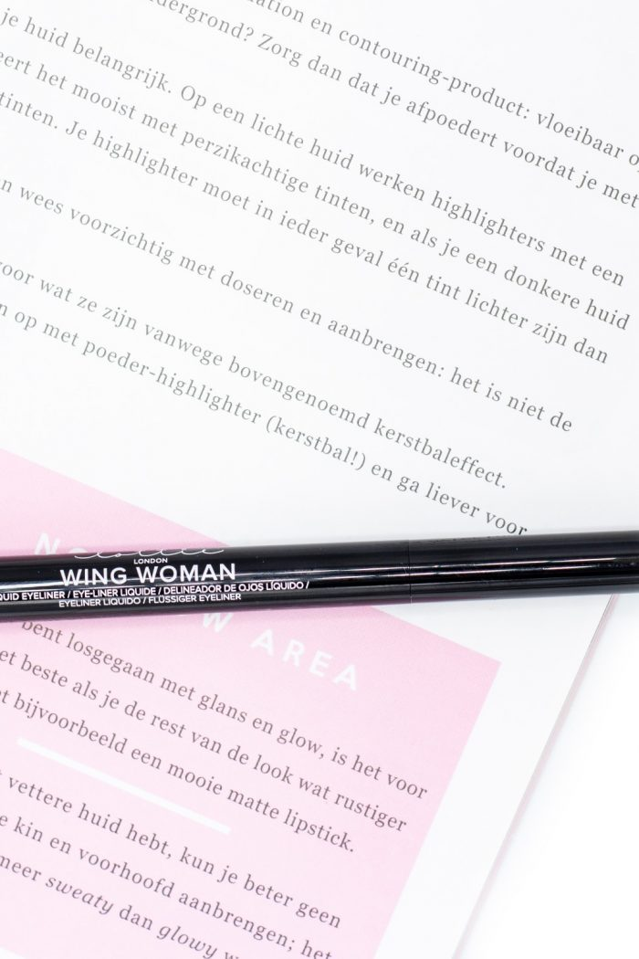 lottie london wing woman review